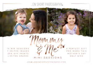 Mommy and Me Mini